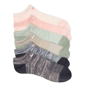 Nike Everyday Women's No Show Socks 6PK